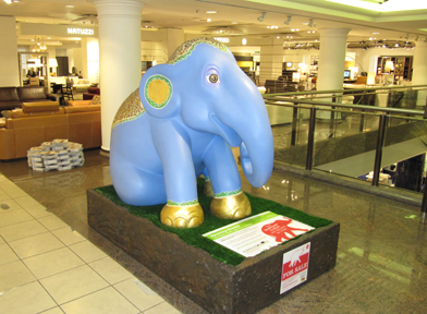 BE Offices take further Elephant in the Parade