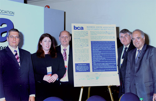 BCA Code of Conduct