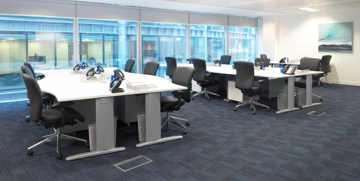 Office Space Enquiry Business Environment