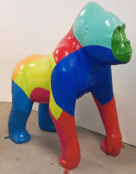 Bristol's Business Environment Go Ape Over Gorillas