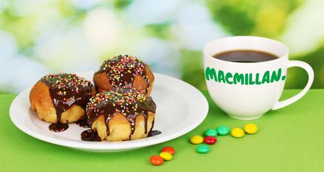 Macmillan Cakes and Treats