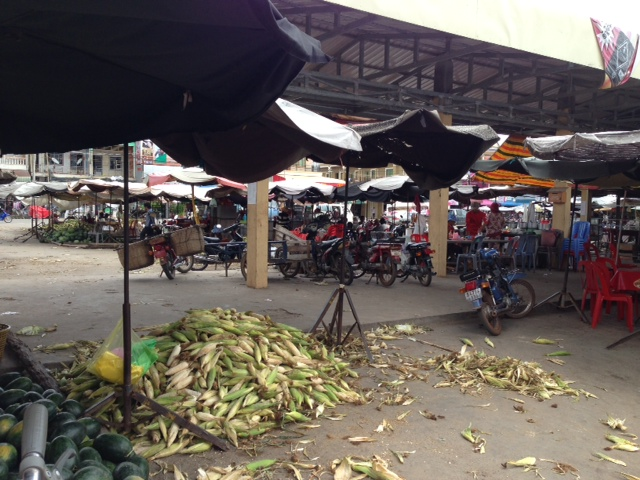 CAMBODIA BLOG DAY FOUR: 22nd May 2013