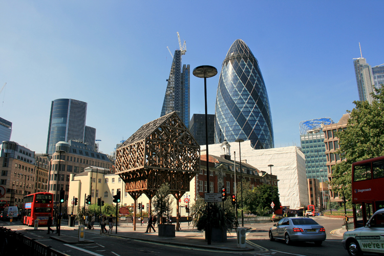 Central London Office Space is World's Most Expensive
