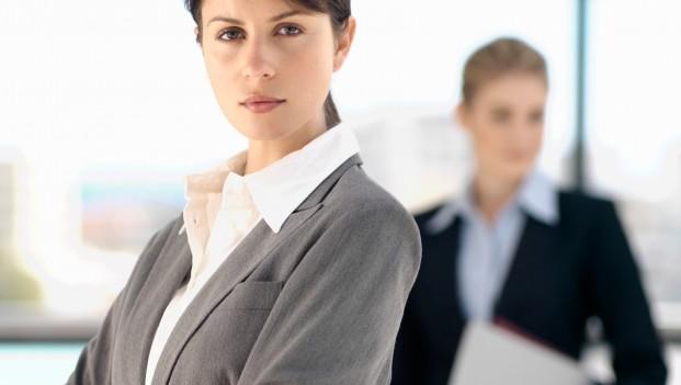 Businesswomen in the City