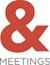 &Meetings Logo