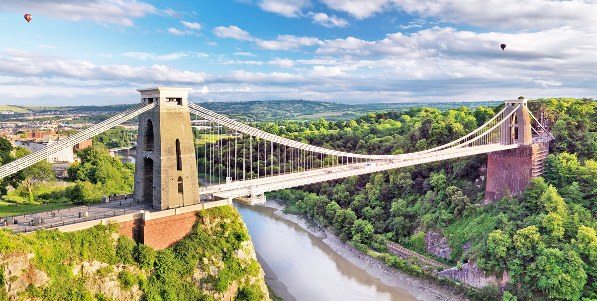 Bristol-Clifton-Bridge