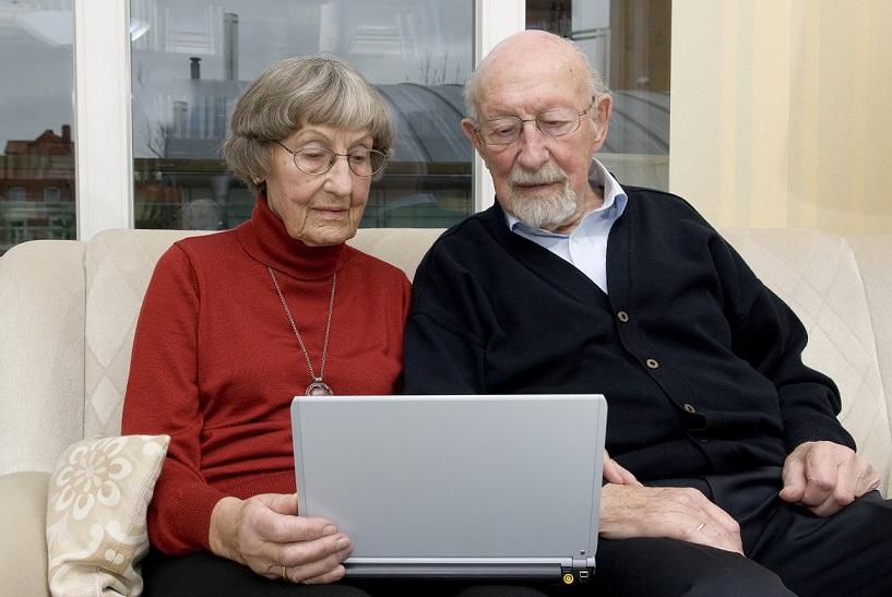 Activ senior people