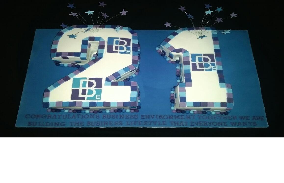 21st-Cake