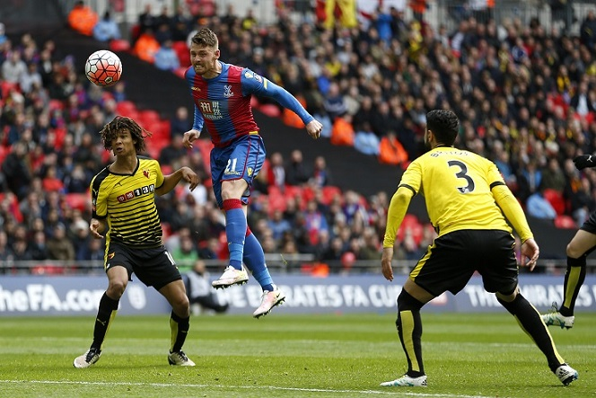 Manchester United v Crystal Palace 2016 FA Cup Final Package