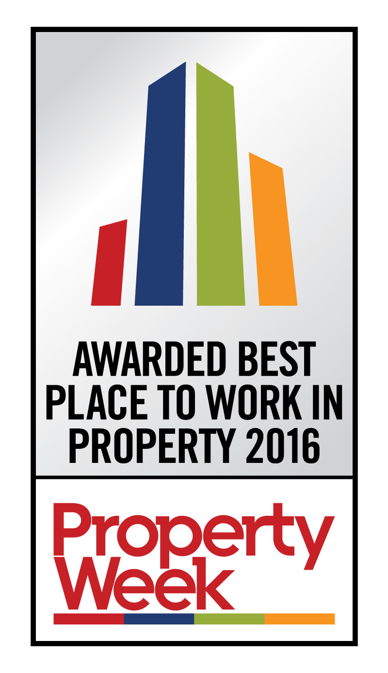 BE Offices voted one of Best Places to Work in Property