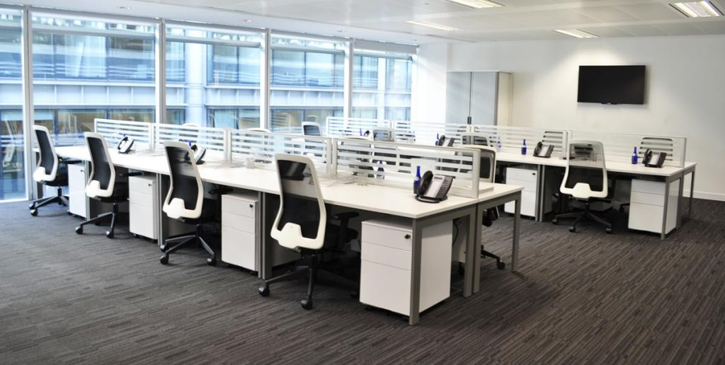 Office layout ideas from BE Offices