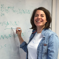 Sera Aylin Cakiroglu of the Francis Crick Institute