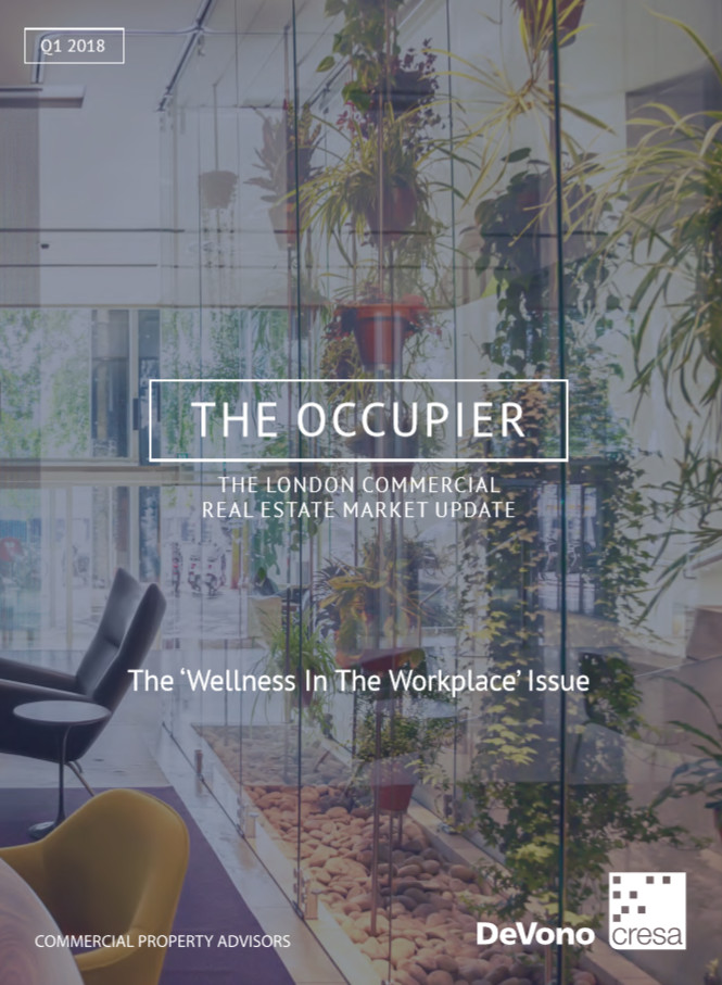 David Saul - in discussion with The Occupier Magazine   BE OFFICES