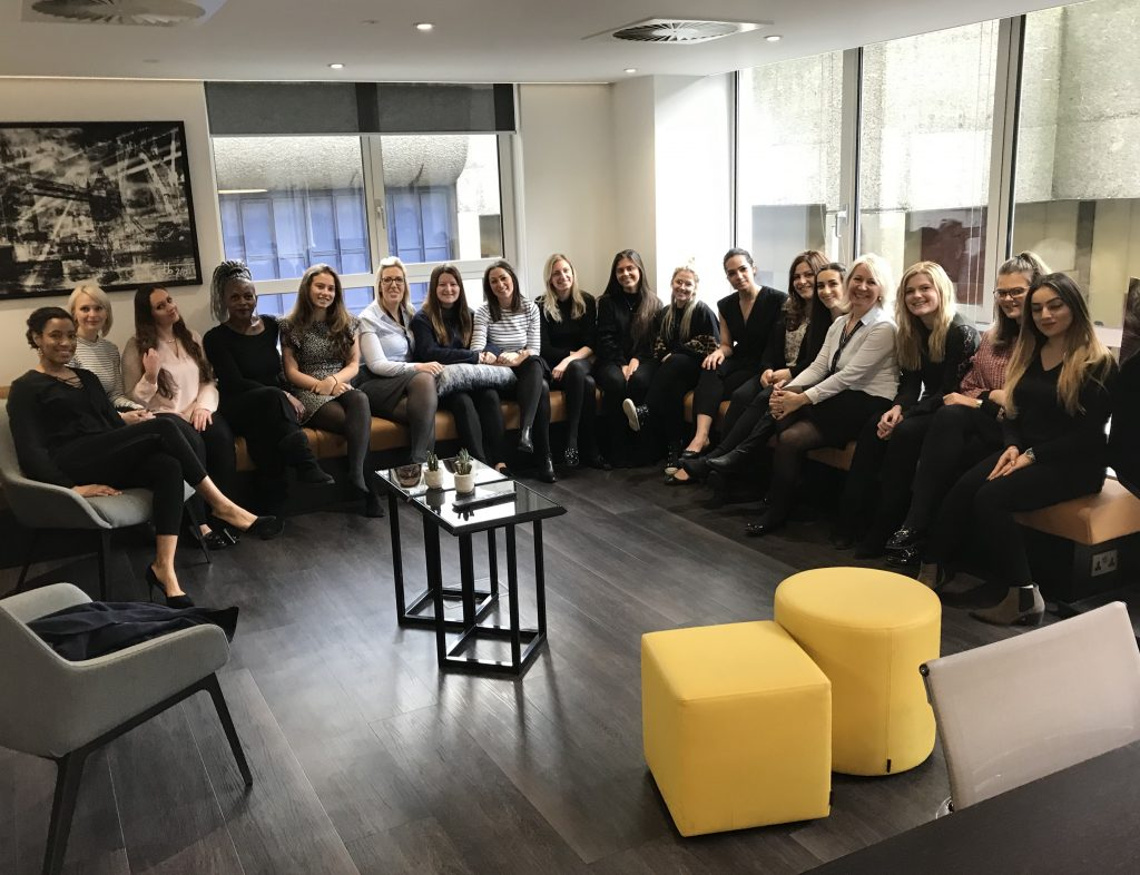 At BE Offices female staff account for 65% of the workforce, with women very well represented on both the board of directors and in senior management roles.