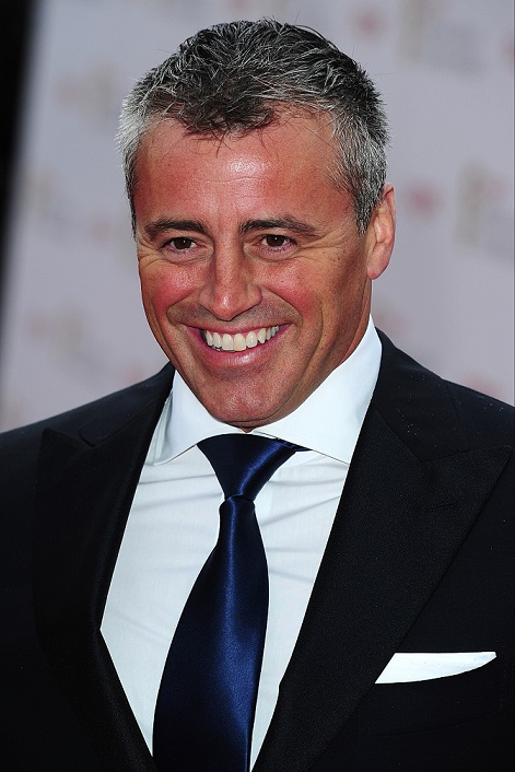 Matt Le Blanc arriving for the 2013 Arqiva British Academy Television Awards at the Royal Festival Hall, London.