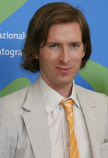 Wes Anderson during a photocall for the film 'The Darjeeling Limited', at the Venice Film Festival in Italy