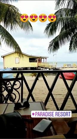 Paradise Resort in Belize Volunteer trip 2018