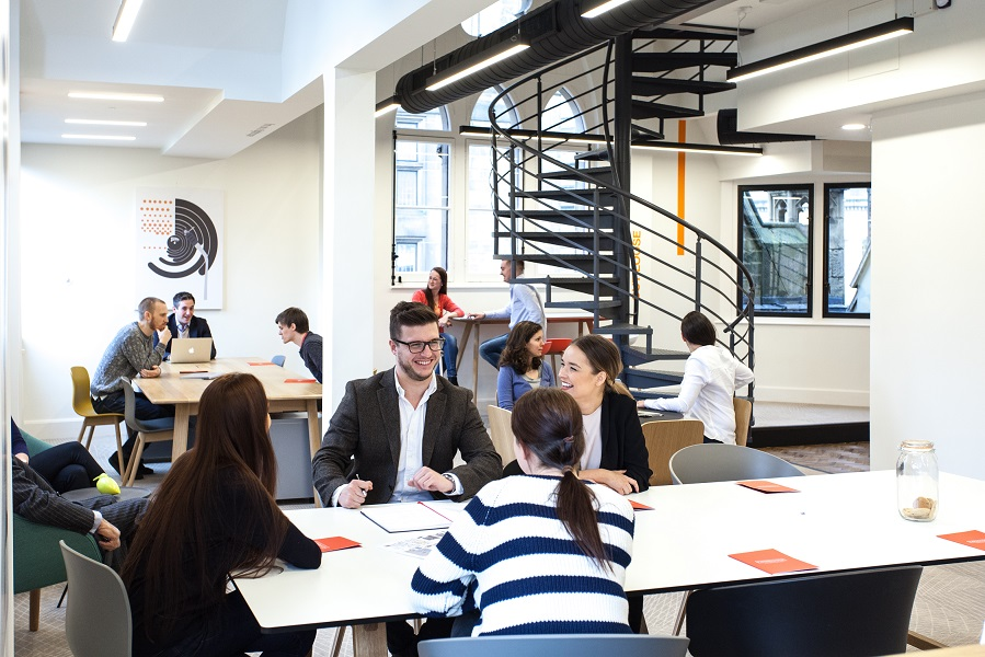 Headspace Manchester Coworking