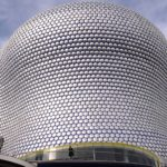 General view of the Selfridges building at the Bullring Shopping Centre, Birmingham