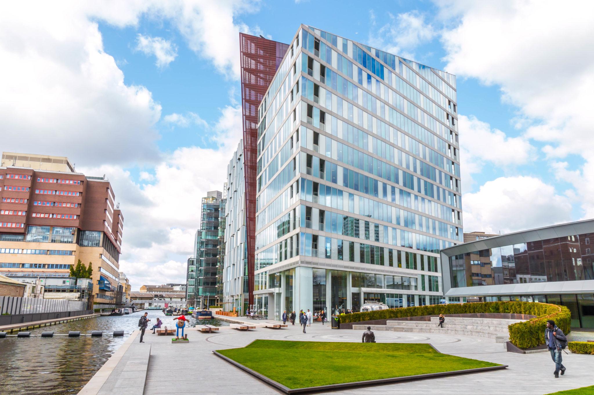 BE Offices Merchant Square, Paddington