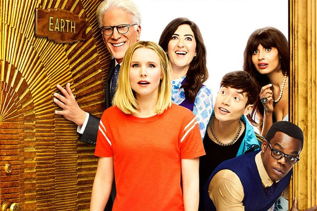 Characters from The Good Place