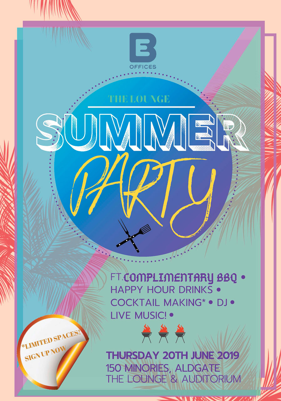 BE-Summer-Party