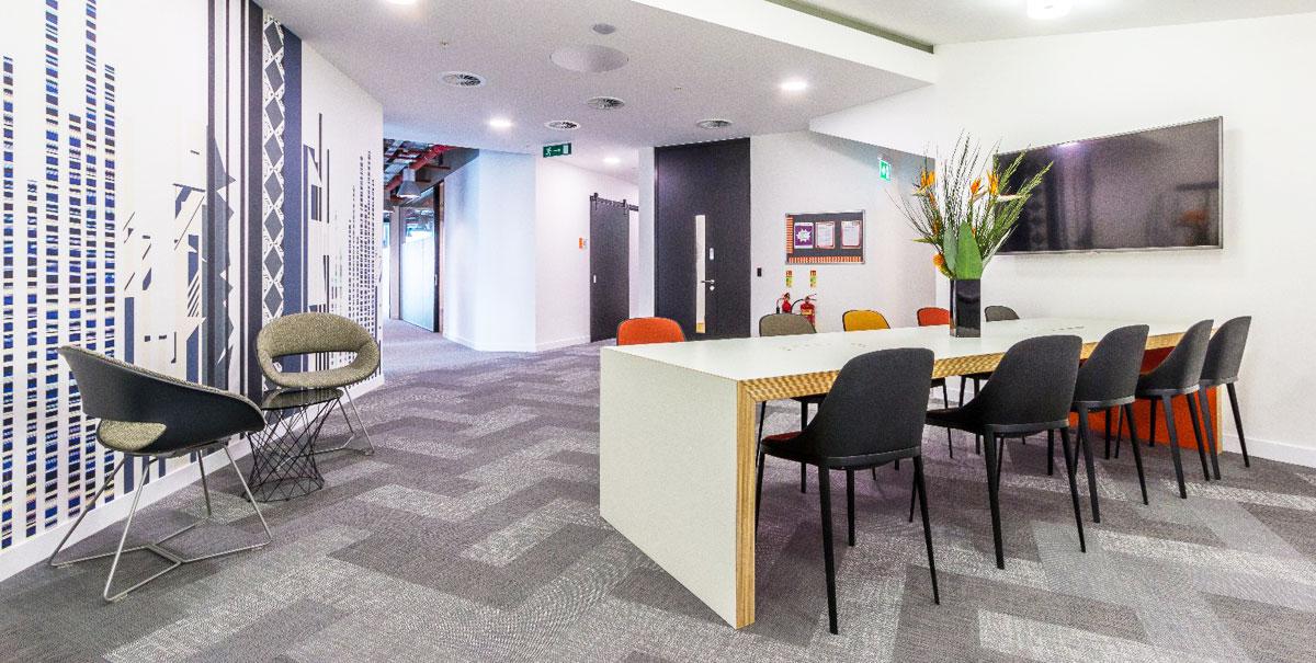 Serviced-Offices-Paddington-Kitchen-Seating-Area